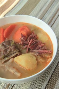 中式羅宋湯