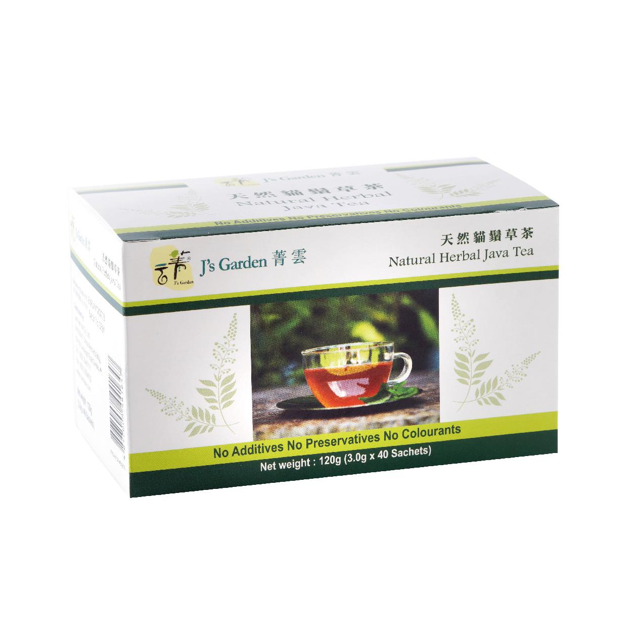 菁雲 貓鬚草120g (每盒 40 茶包)