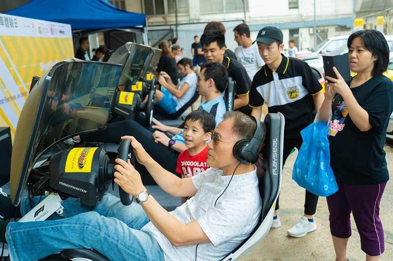 第62屆體育節 - 賽車體驗同樂日2019