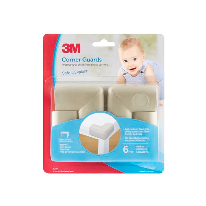 3M Corner Guards (Grey) 33012 15