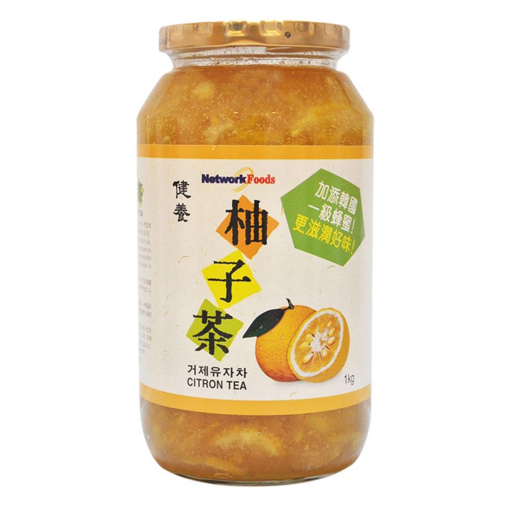 韓國健養蜂蜜柚子茶 1Kg