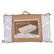 Woody Massage Latex Pillow MP64