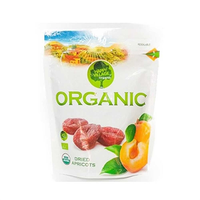 Happy Village Organic Dried Fruit 1130g (Dried Apricots)