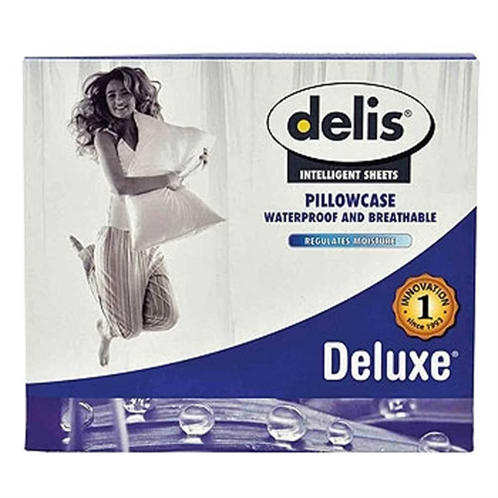 Delis Deluxe Pillow Protector (blue)
