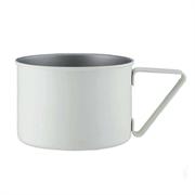 日本製造型格不銹鋼戶外耳杯(白色)