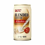 UCC 牛奶咖啡185克 (10罐)