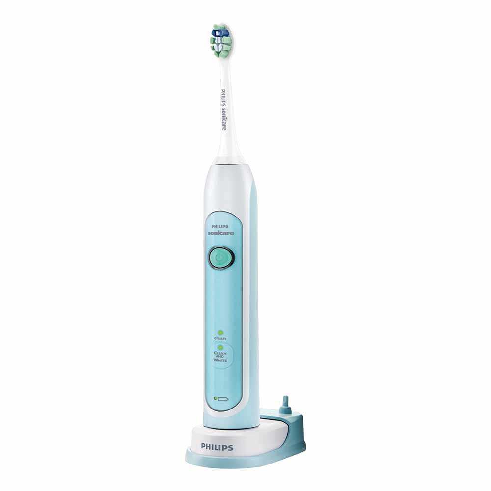 Philips Sonic Teethbrush HX6711 + 6021 WHX