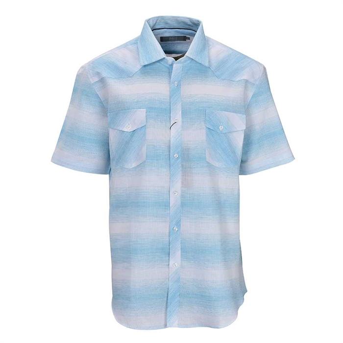 Barti Casual Shirt 5D(Light Blue)