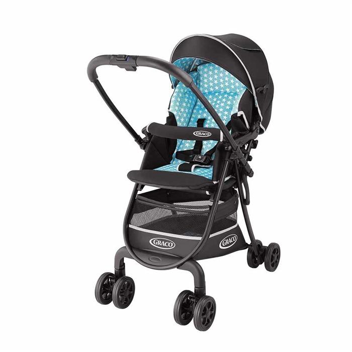 Graco Citilite R UP 雙向嬰幼兒手推車-晴空藍 GA2023918