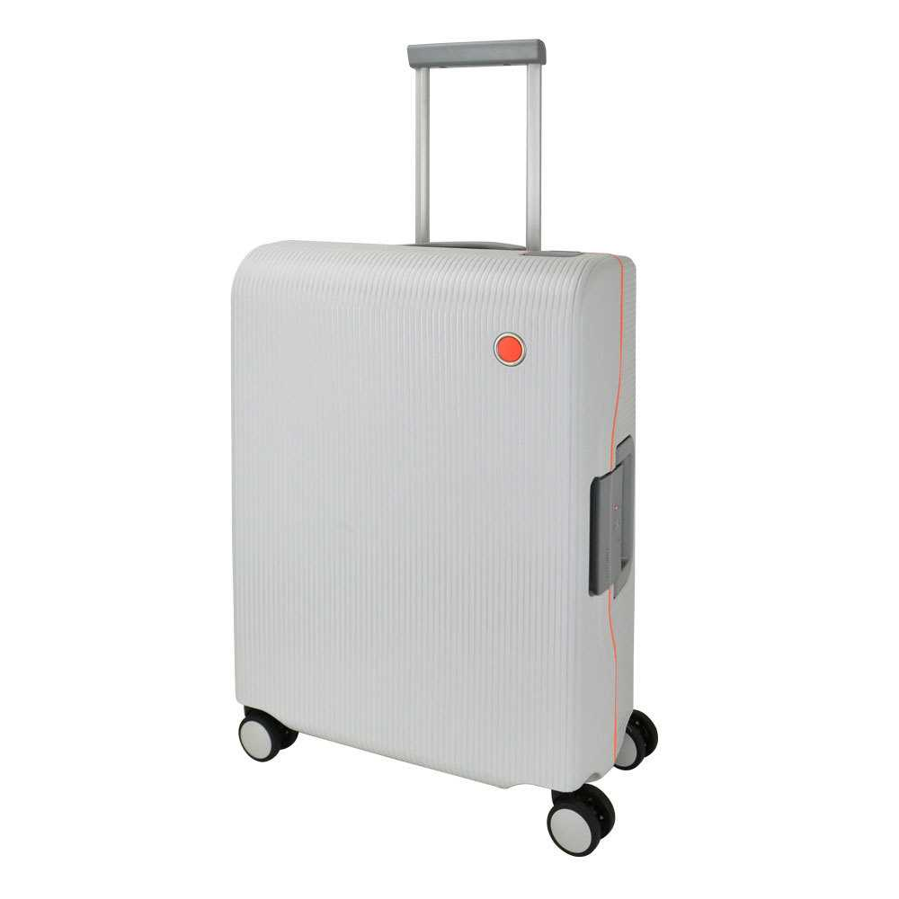 Echolac Fusion Luggage 22''PW004-Light Grey