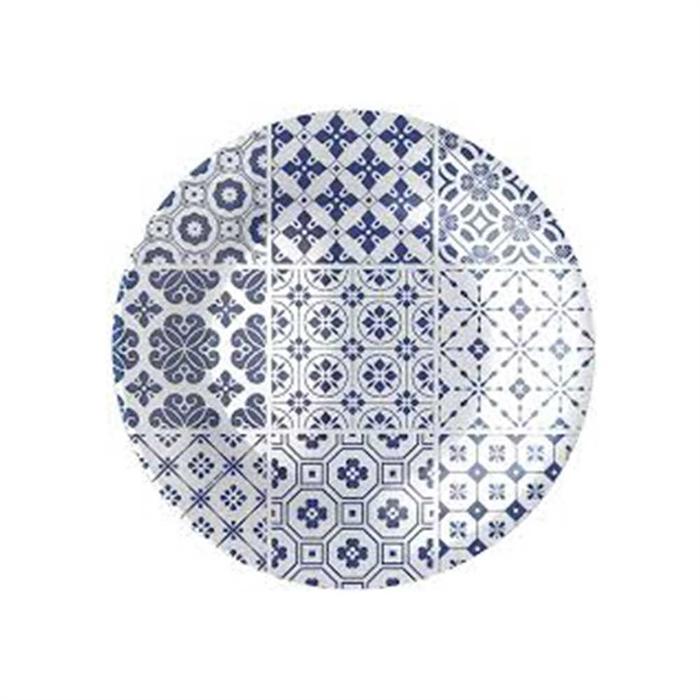 Rocco Vietri Blue Plate 27cm 430133FP2121442