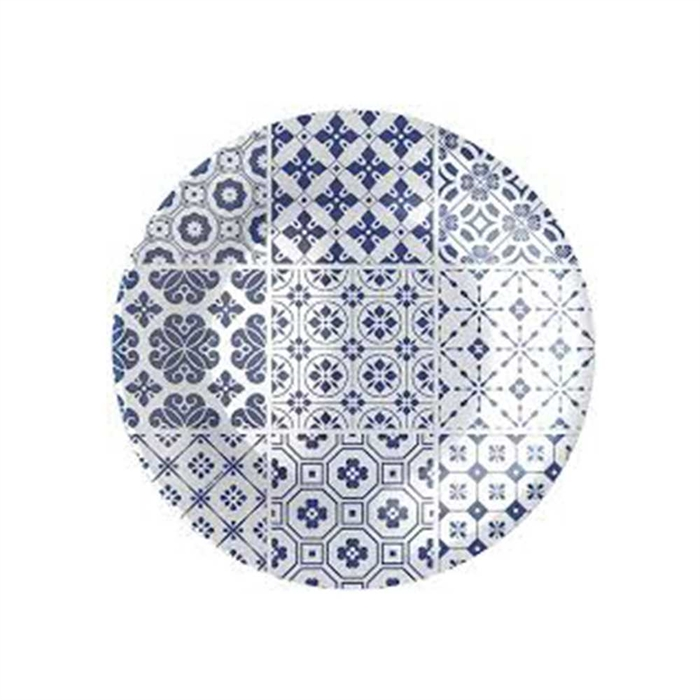 Bormioli Rocco Vietri Blue 餐碟 27cm 430133FP2121442
