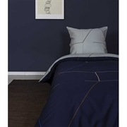 Denmark Brand Mette Ditmer 100% Cotton Bed Set Double Size (Via Art)