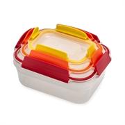 Joseph Joseph Nest 3pcs Container, multicolor