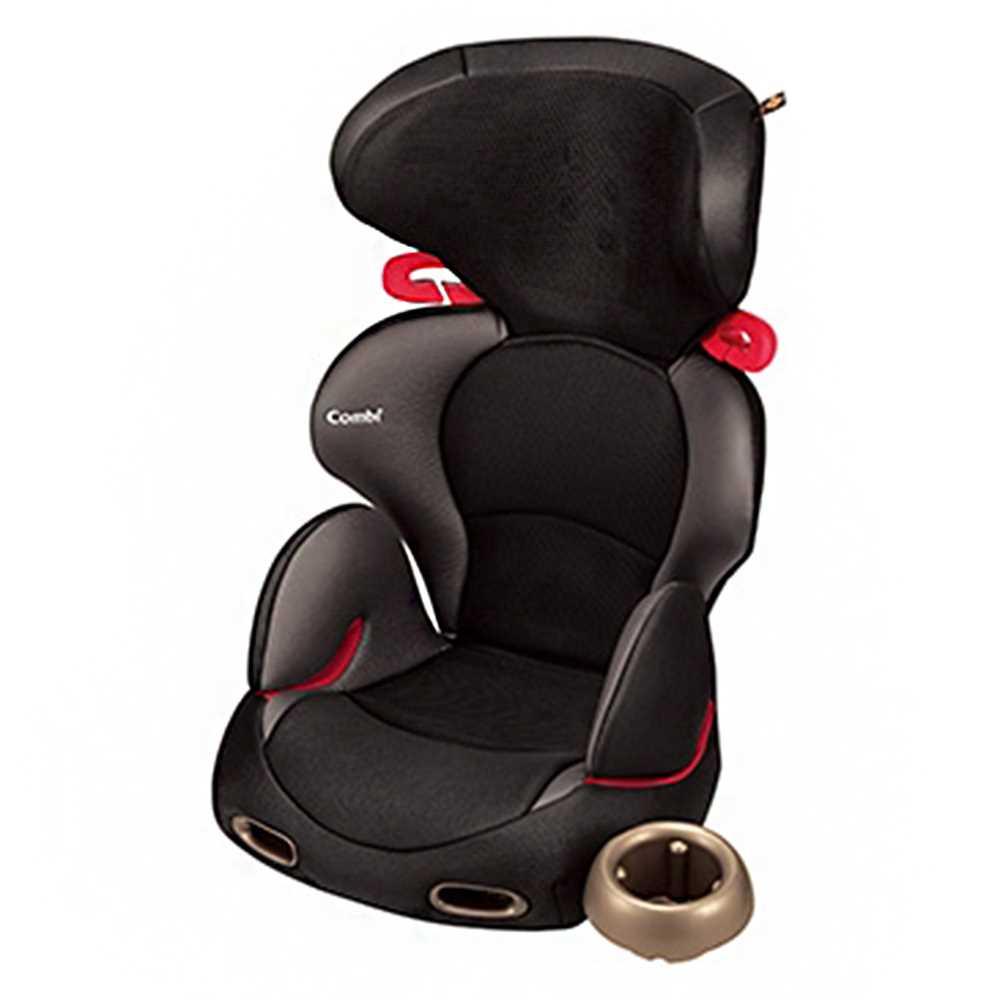 Combi 儿童汽车座椅114447-黑色