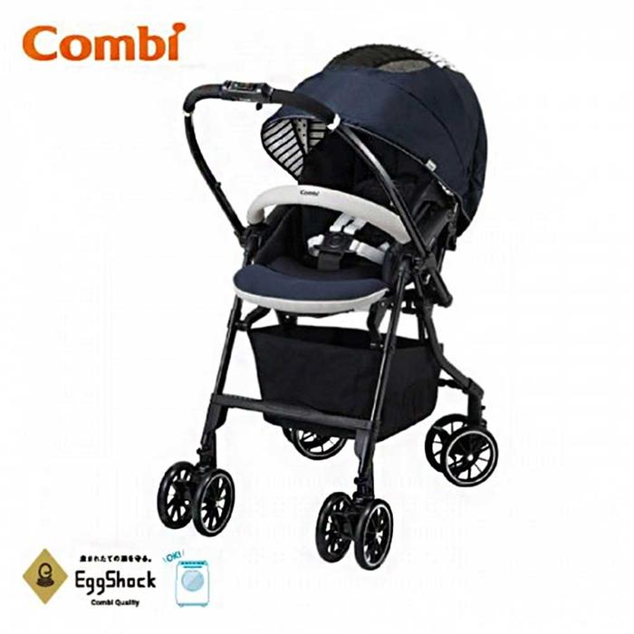 Combi 婴儿手推车116786-海军蓝