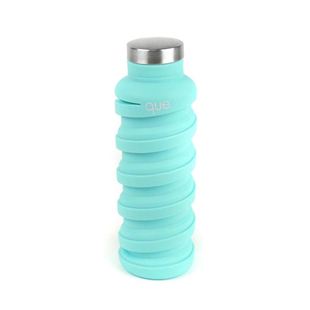 Que Collap Bottle 600ml (Misty Mint) QBL108