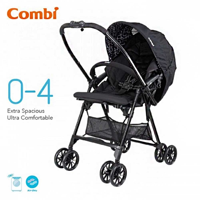 Combi Neyo Plus Stroller 117335-Black