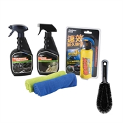Aqua Dance Car Care Set