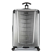 Traveler's Choice Silverwood I Luggage 21''TC09064-Silver