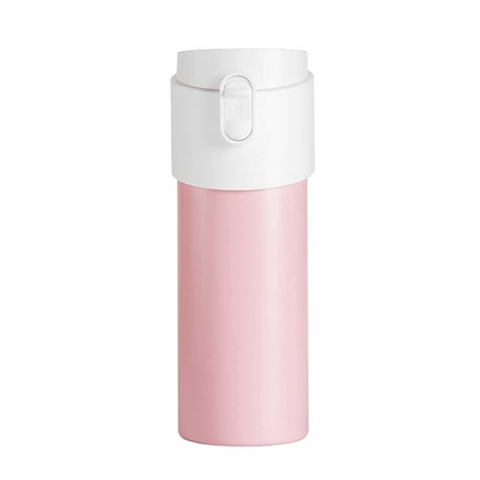 PO: Pao Thermo Mug 2.0 350ml POC200921-Pink Bottle + White Cover