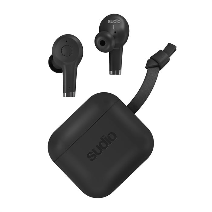 Sudio Ett True Wireless Ear Phone SU-ETTBLK Black