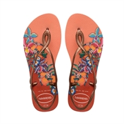 Havaianas 女裝人字拖鞋4137259-0082-玫瑰橙色