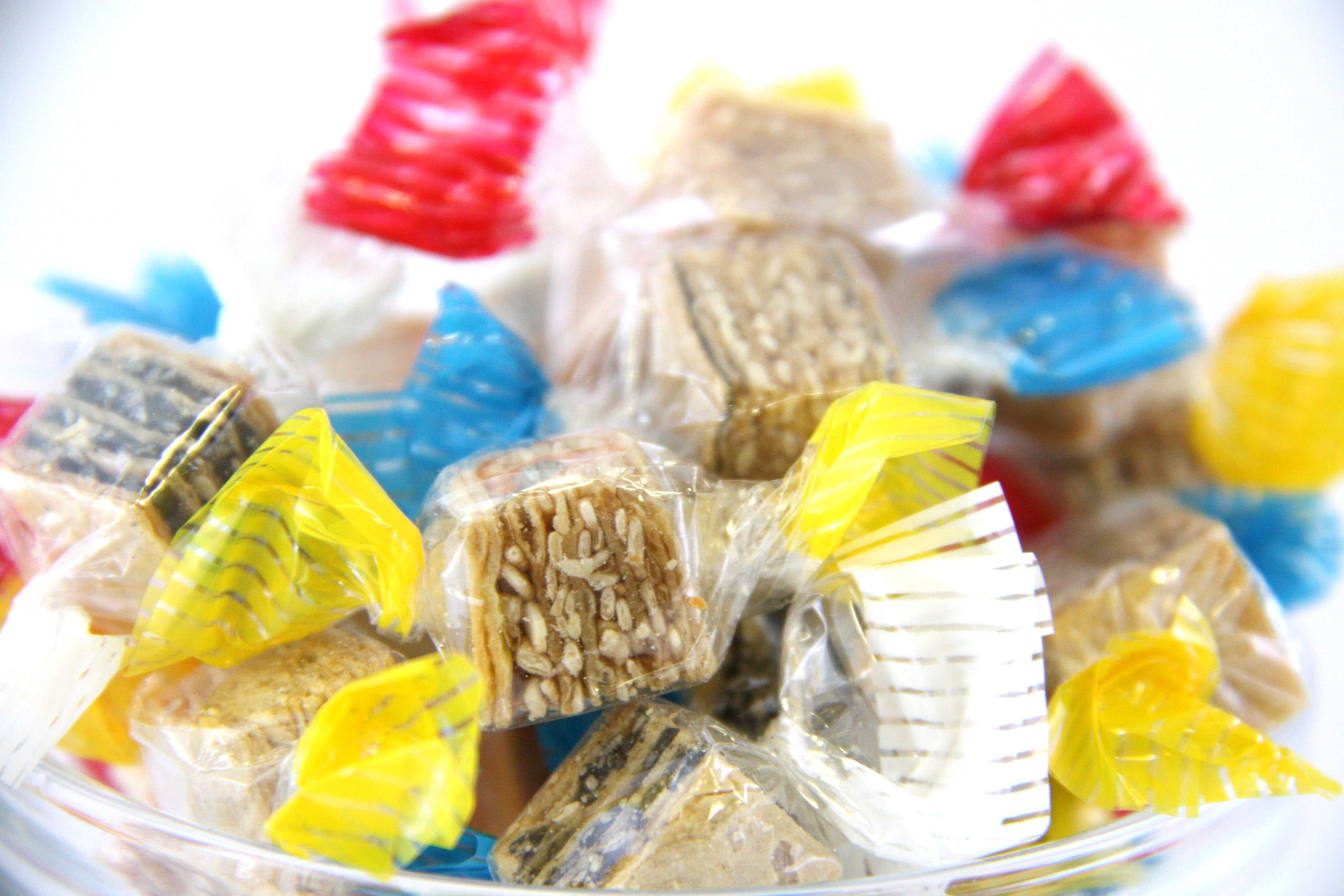 什錦芝麻鱈魚粒Pack