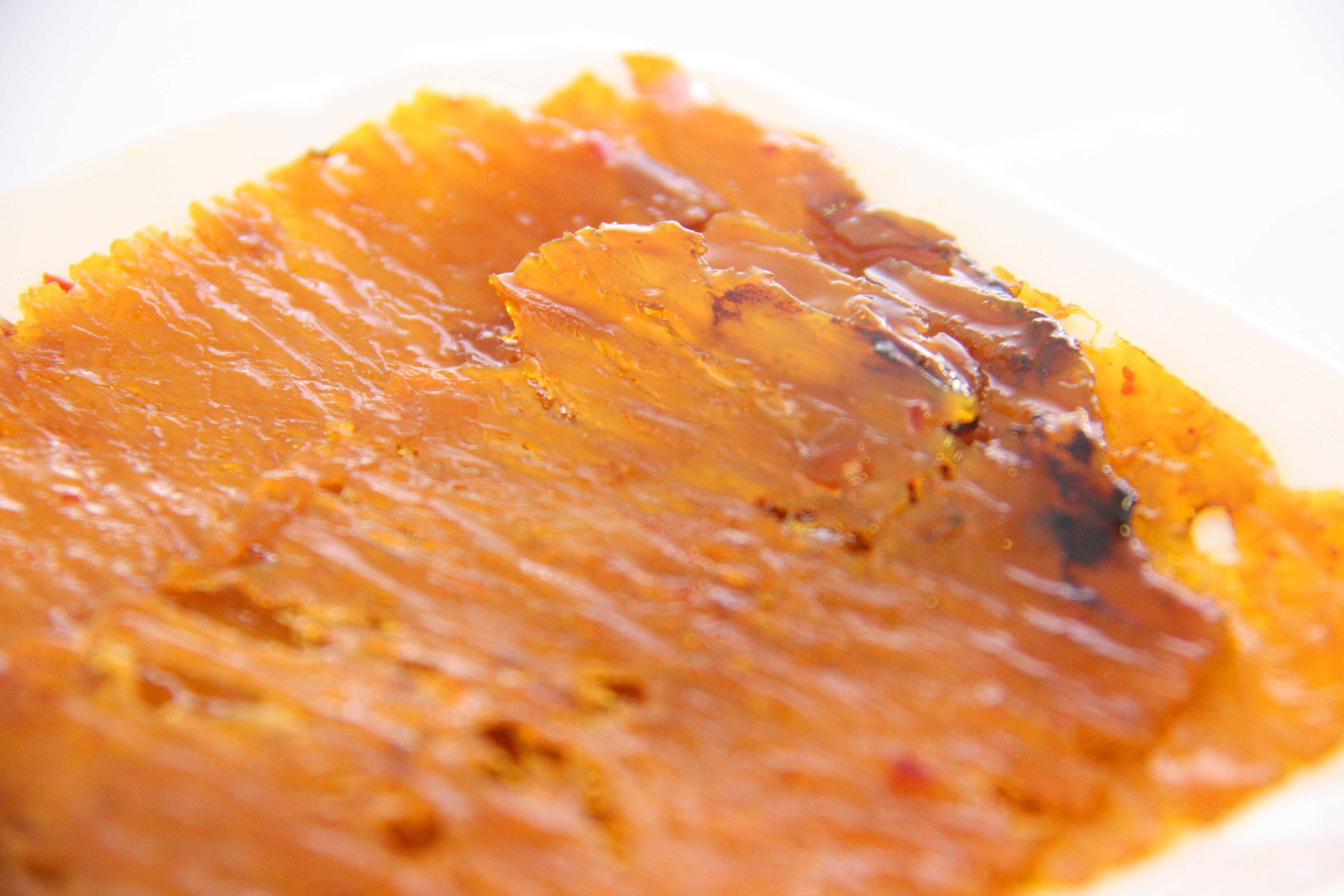 蜜汁魷魚片