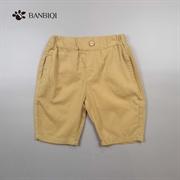 班比奇新款男童短褲00920