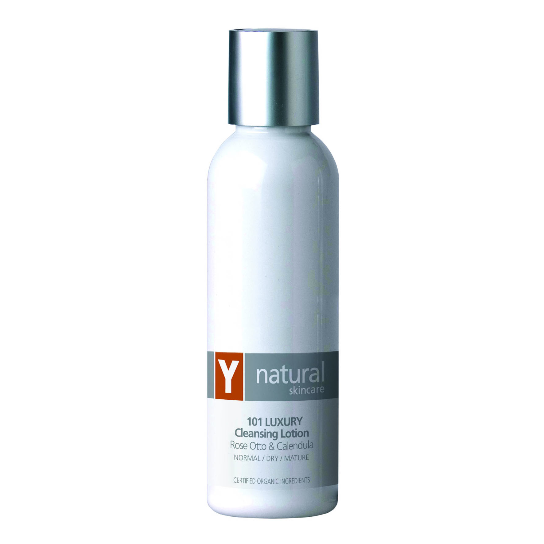 Y natural 101 LUXURY Cleansing Lotion Rose Otto and Calendula 125ml