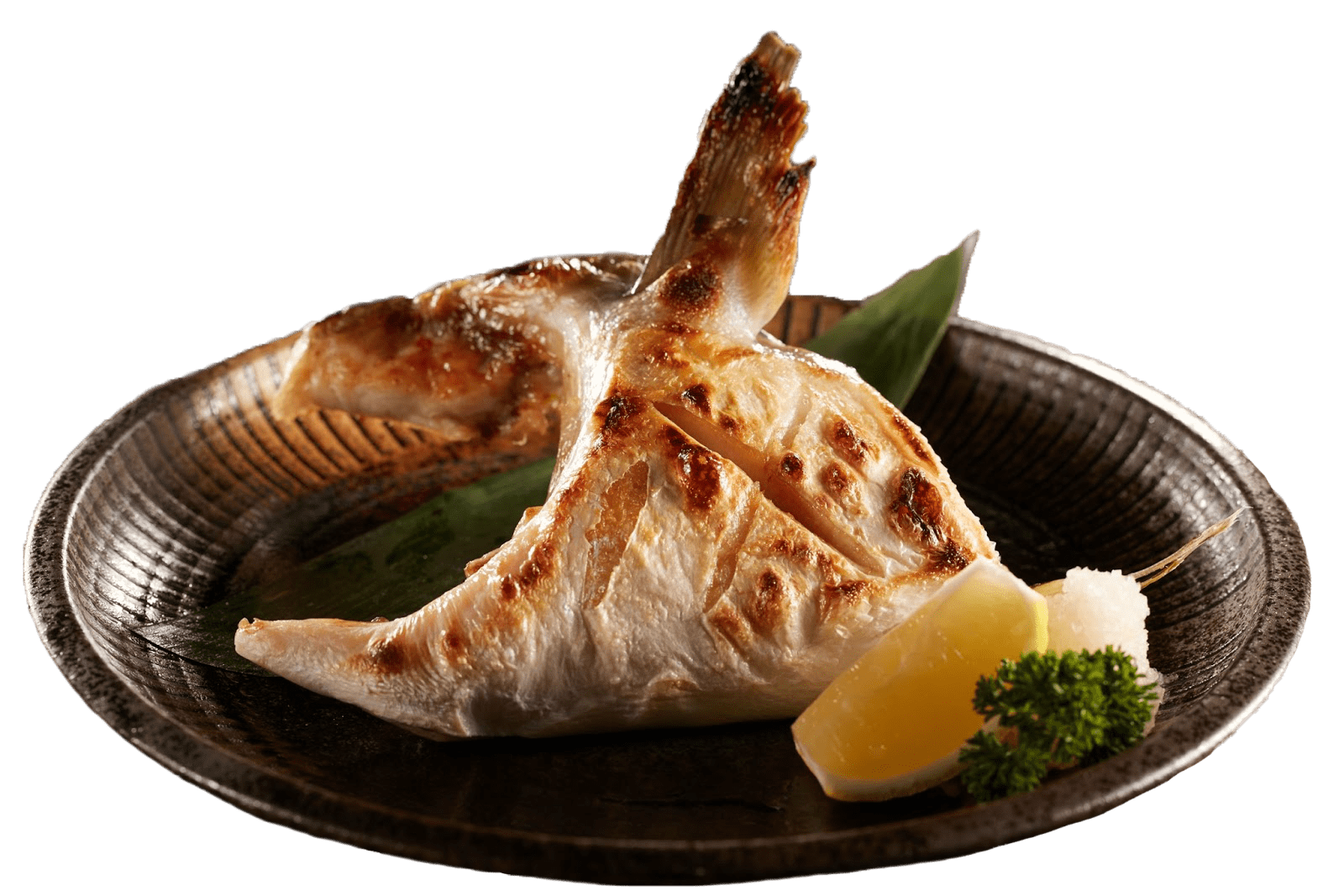 Japanese Hamachi Fish Collar2pcs Home Food Mart