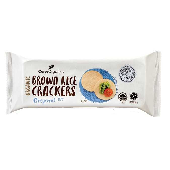 Ceres Organics 有机糙米饼(原味)