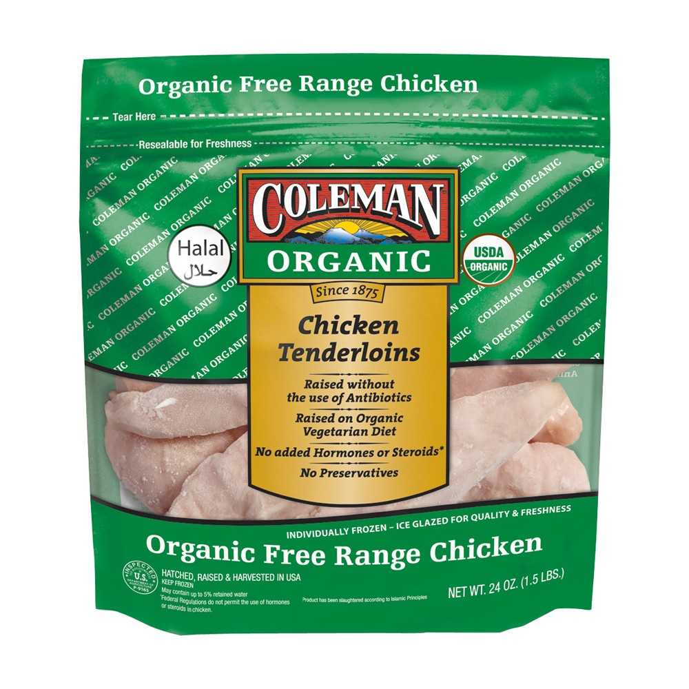 Coleman Org. & F.R. Chick Tend. 1.5lbs