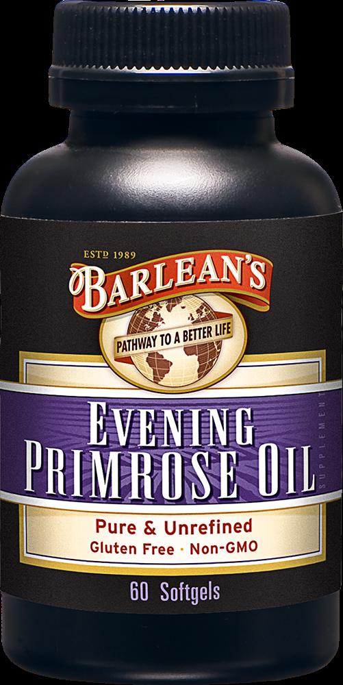 Barlean's Evening Primrose Oil Capsule 60's