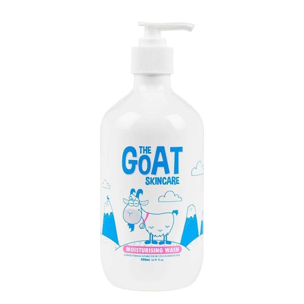 The Goat Skincare Body Wash 500ml