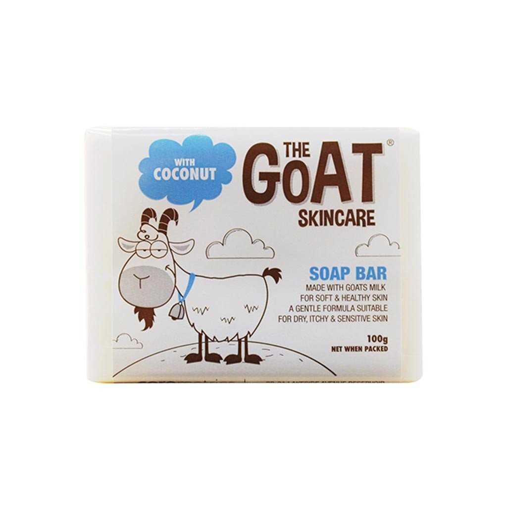 The Goat Skincare 羊奶椰子香皂