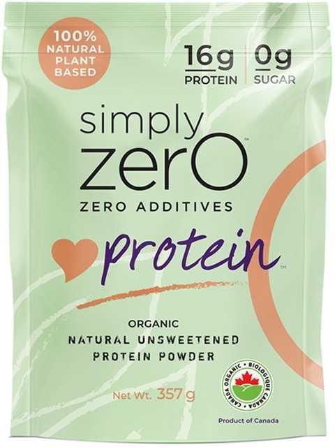Simply Zero Vegan Protein 有機植物蛋白素 357g