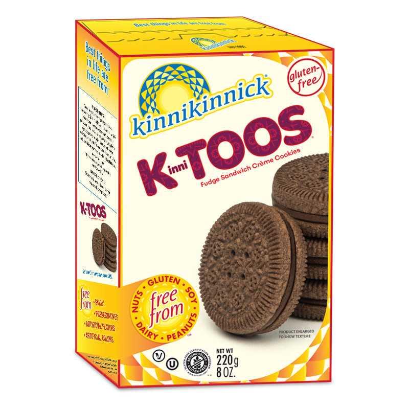 Kinnik GF Kinnitoos Fudge Sand Cookies