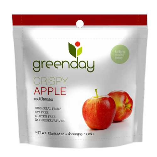 Greenday 苹果脆脆