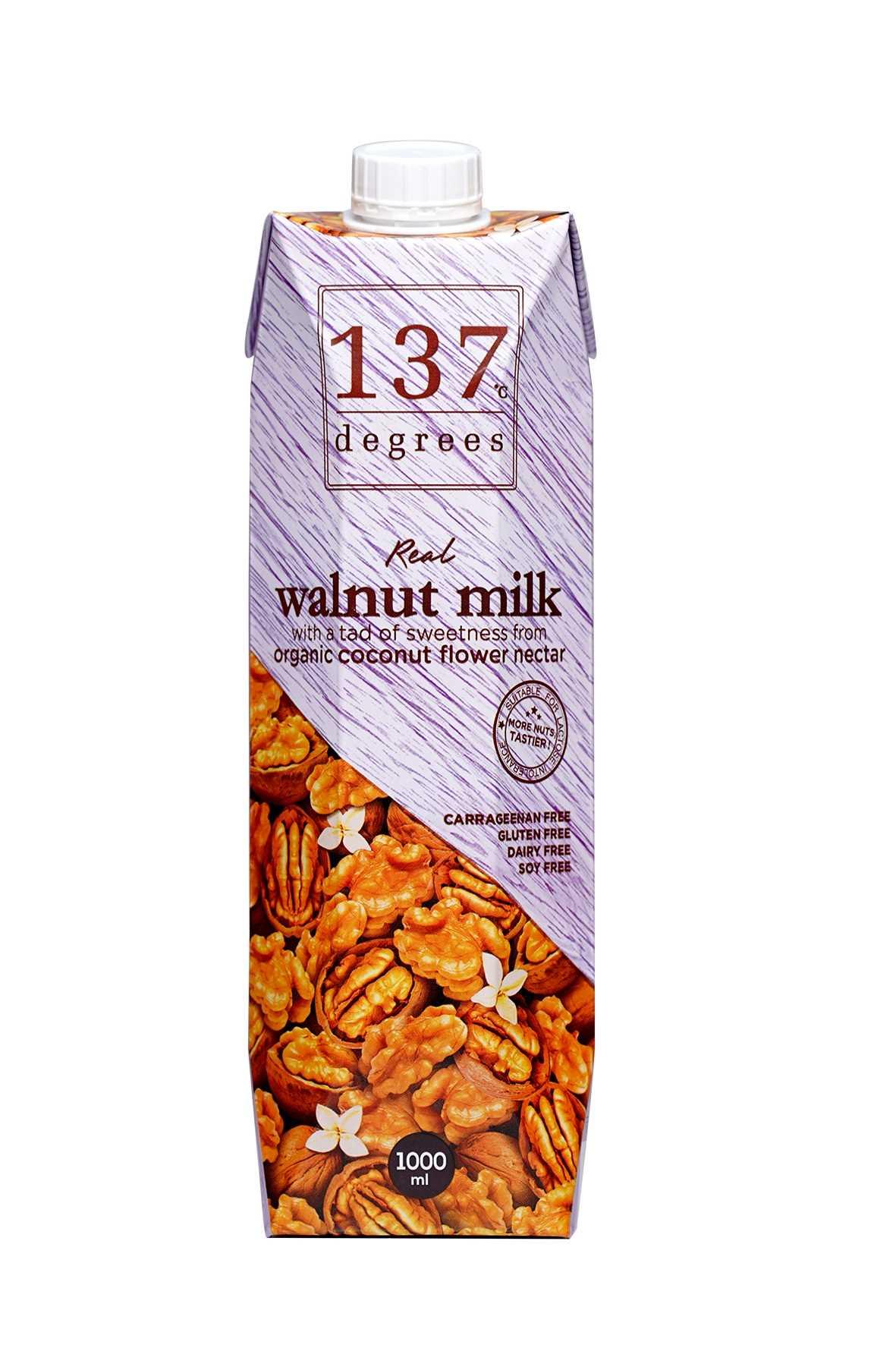 137°c Degrees Walnut Milk Original