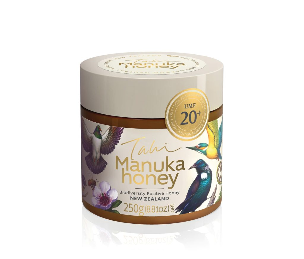 Tahi UMf 20+ Manuka Honey 250g