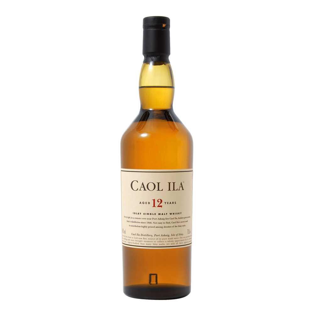 Caol Ila 12 Year Old (700ml)