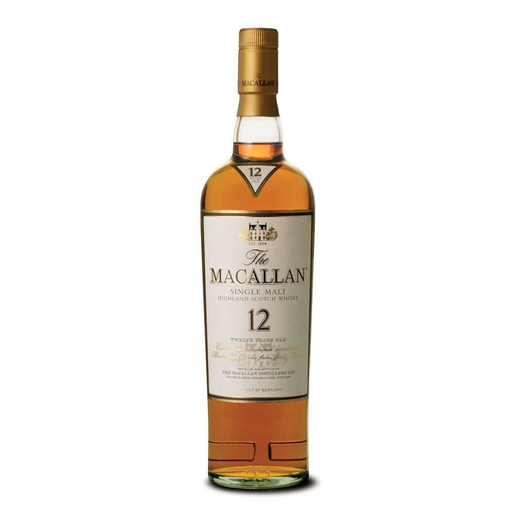Macallan 12 Year Old Sherry Oak (700ml)