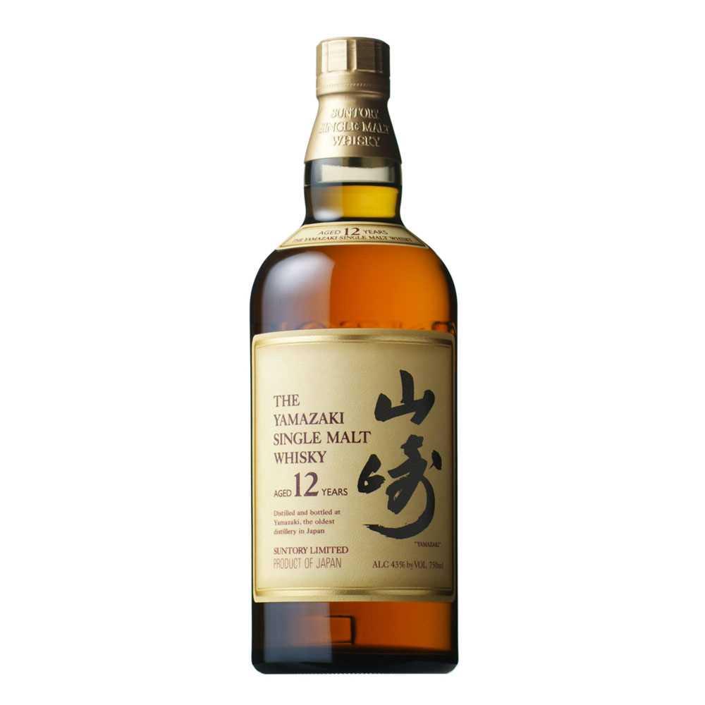 山崎12年 Yamazaki 12 Year Old (700ml)