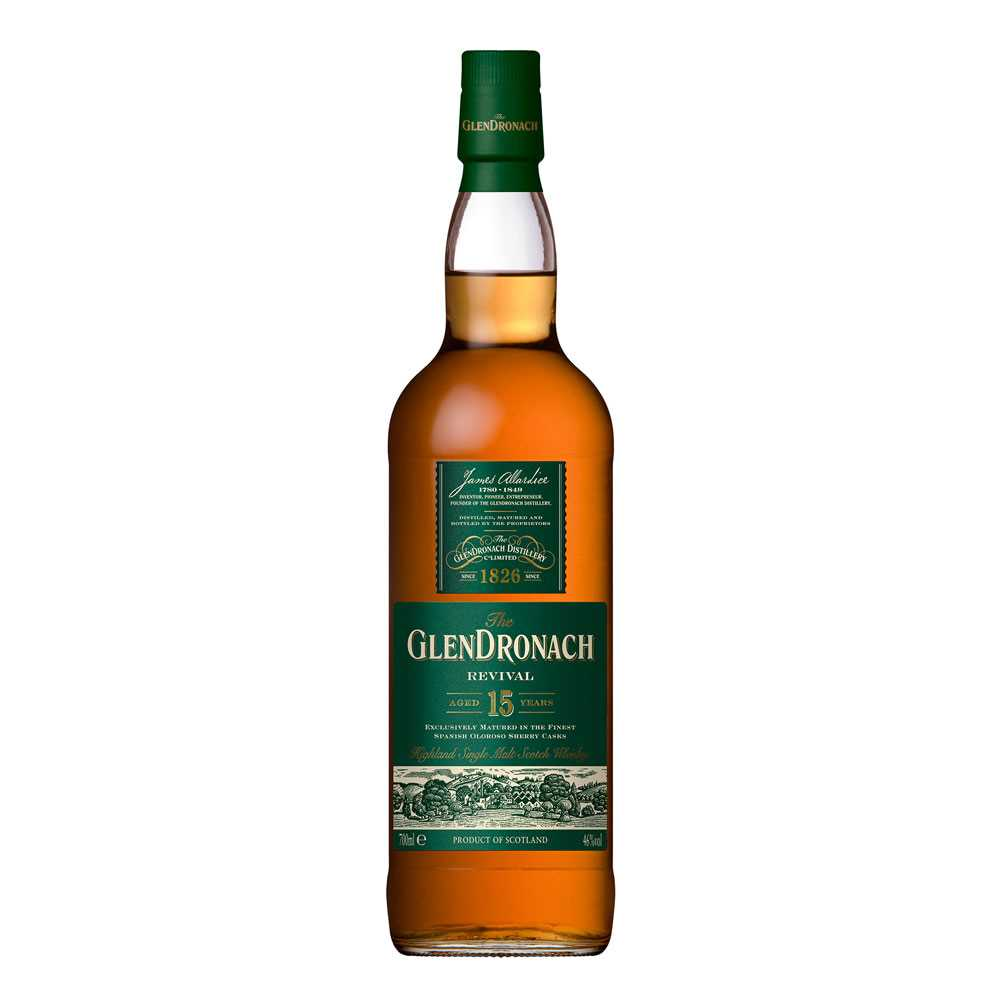 GlenDronach 15 Year Old Revival (700ml)