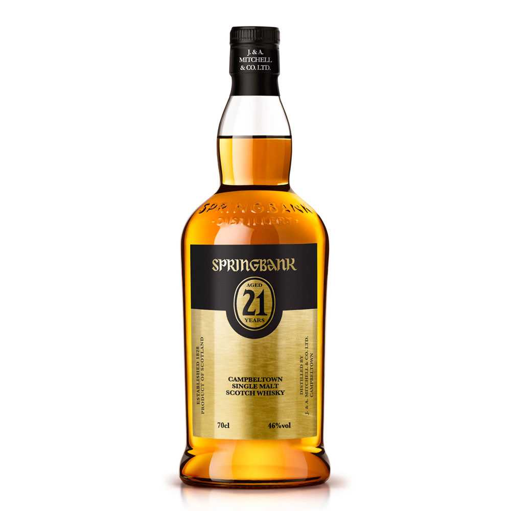 Springbank 21 Year Old (700ml)