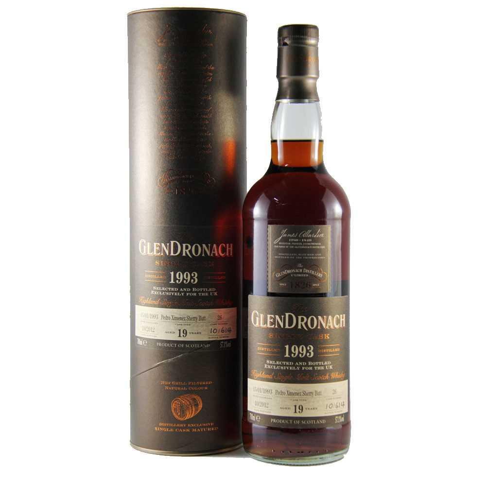 GlenDronach 1993 19 Year Old Cask 467 (700ml)