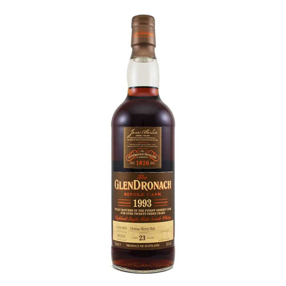 GlenDronach 1993 23 Year Old Cask 700 (700ml)