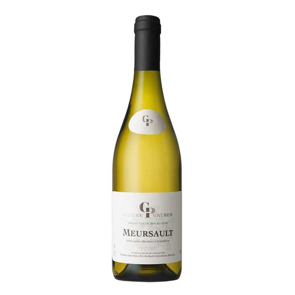 Pierre Gruber Meursault 2016 Blanc (750ml)
